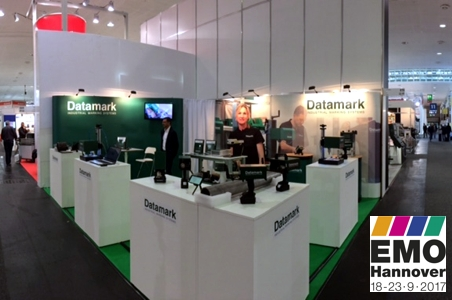 Datamark MP Mobile Dot Pin Markers Global Presentation at EMO