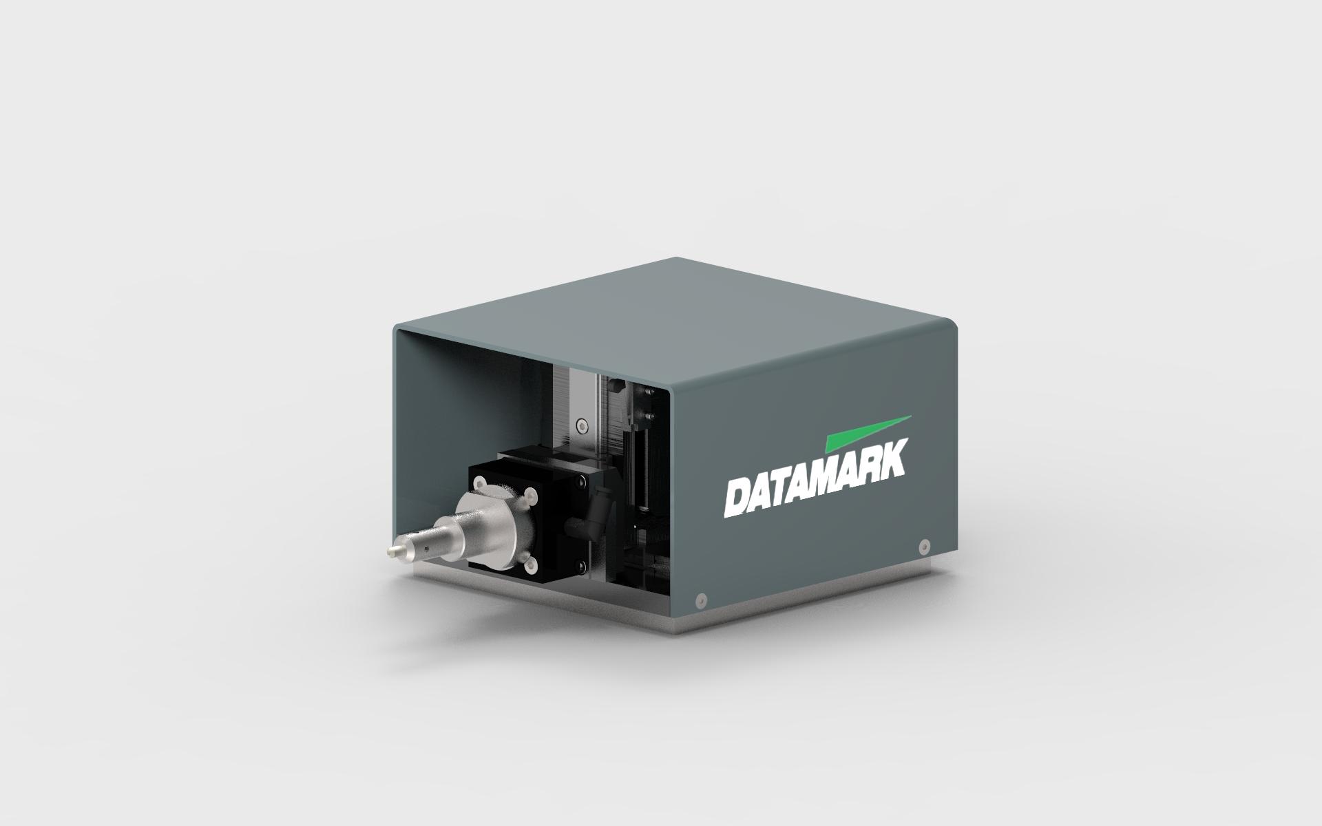 Datamark dot peen marker for automation