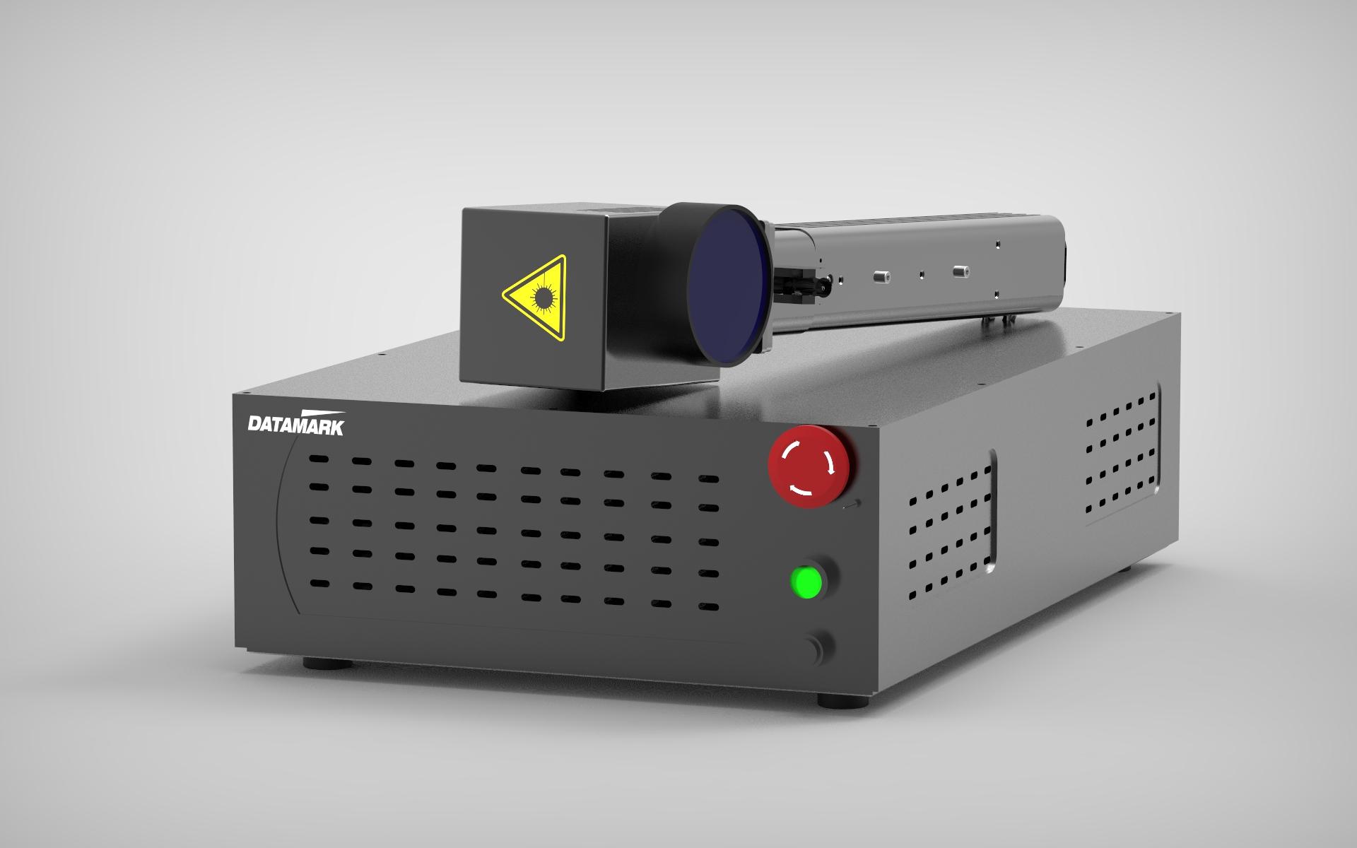Fiber laser marking and engraving machines