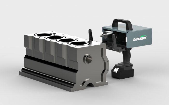 Marcatrice portatile a batteria