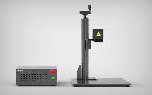 Macchina per incisione e marcatura laser