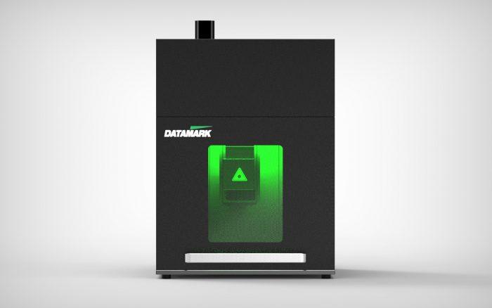 Datamark Fiber Laser XL laser engraving machine
