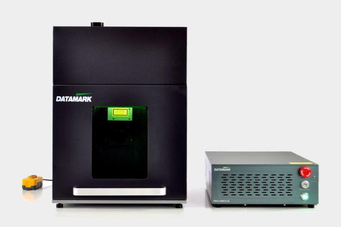 XL Enclosure laser marking system