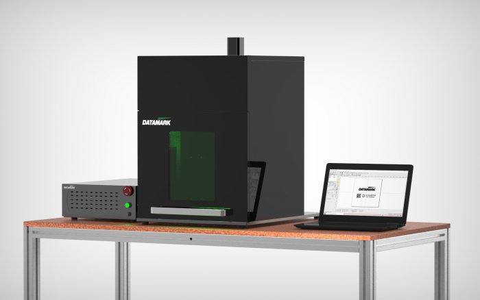 Laser marking and parts engraving machines
